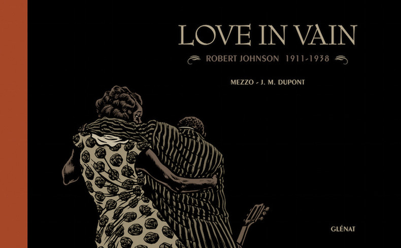Love in Vain, par Jean-Michel Dupont