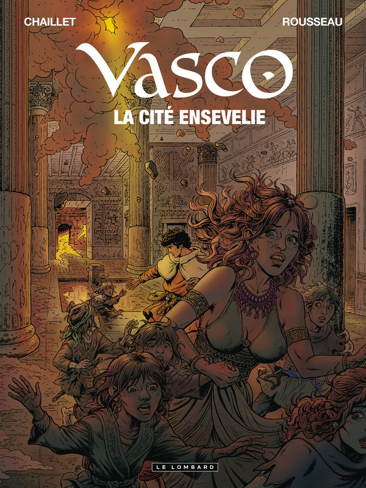 Vasco, par Dominique Rousseau