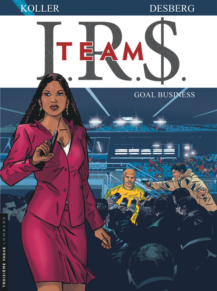 IRS Team, par Koller