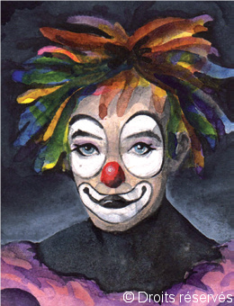Denis Tcheskiss - clown